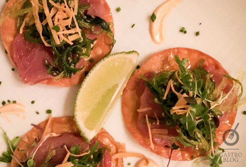 totopo sashimi atun rojo restaurante chinchin