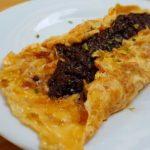 Tortilla con Morcilla de Casa Prontxio