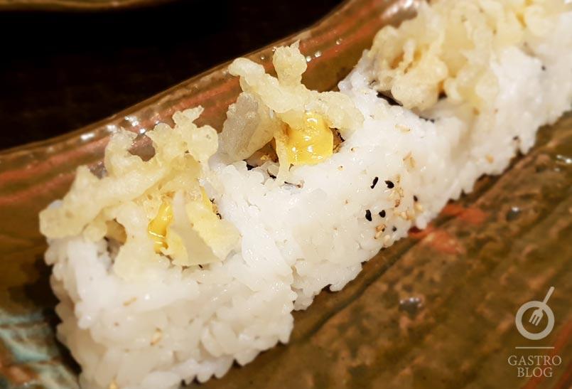 Uramaki restaurante nikkei