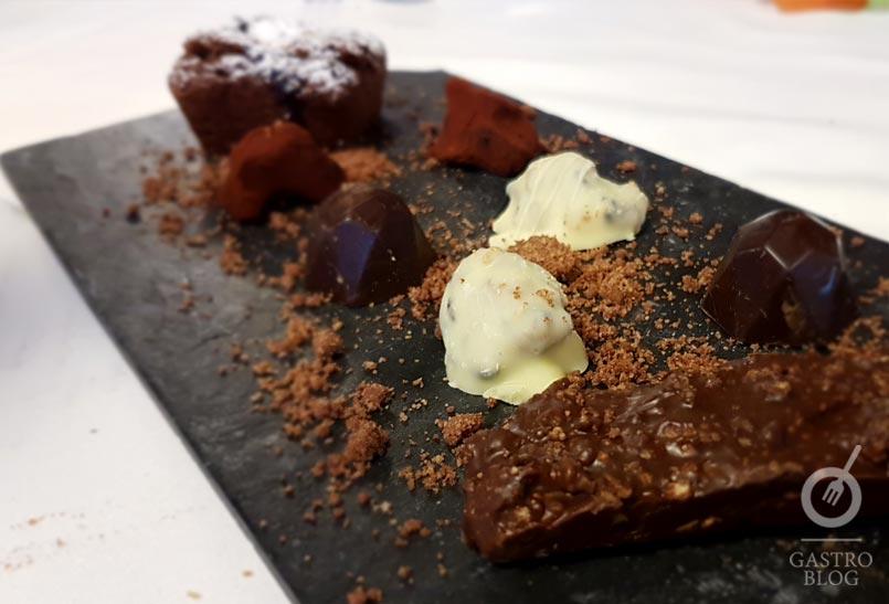 pecados de chocolate restaurante txertota