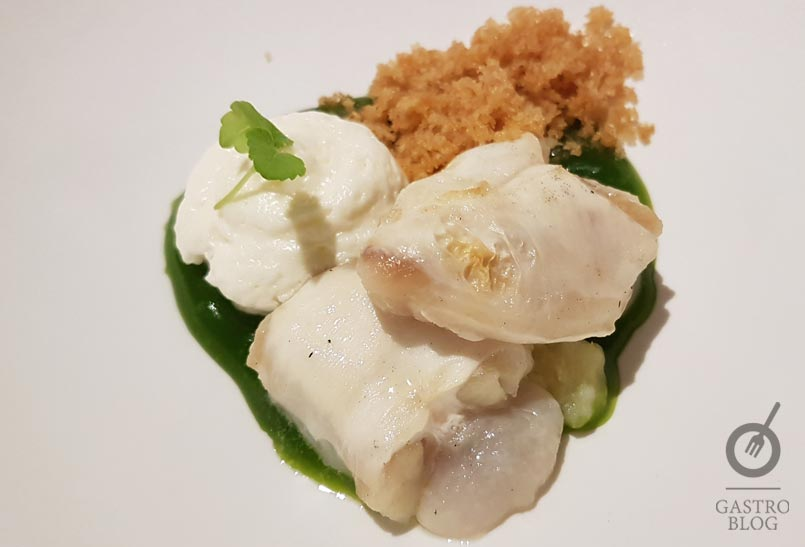 restaurante kokotxa kokotxa de bacalao