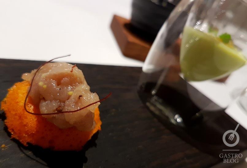 restaurante kokotxa mamie de guisantes
