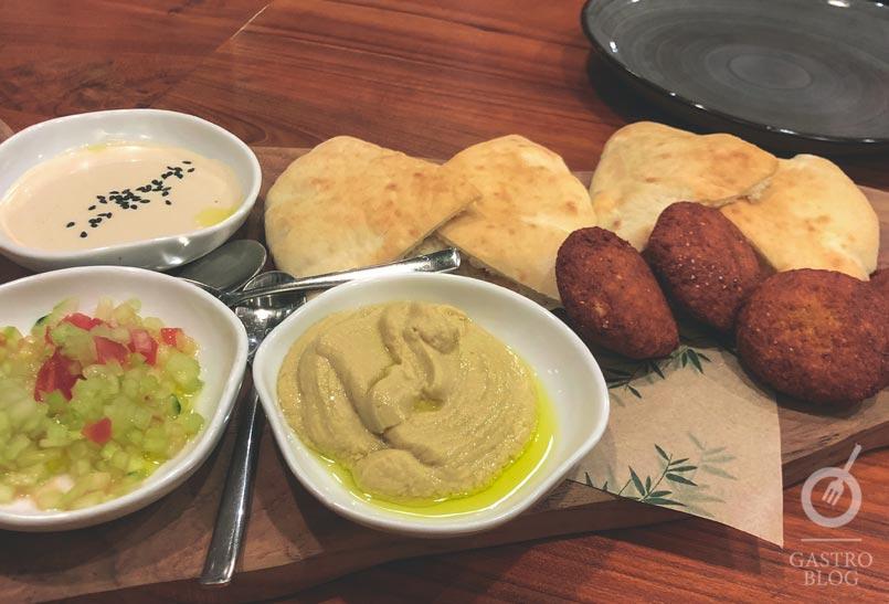 Kinza falafel