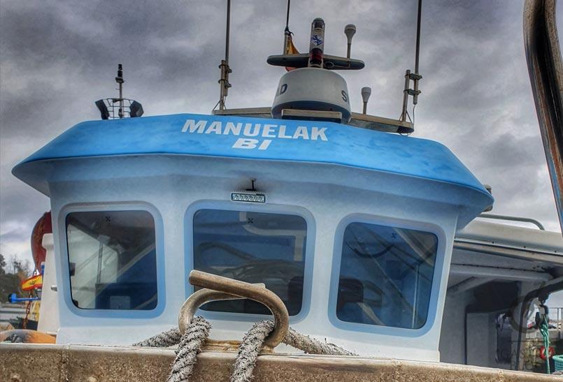 barco manuela bi