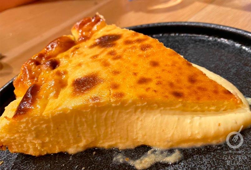 Tarta de queso Enea
